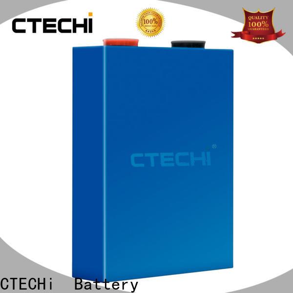 CTECHi lifepo4 battery customized for travel