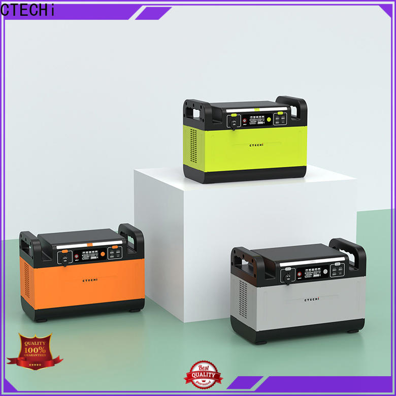 CTECHi small power bank manufacturer for hospital