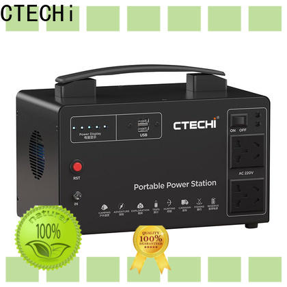 CTECHi emergency power bank customized for hospital