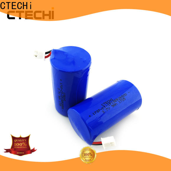 CTECHi large high capacity lithium battery factory for remote controls