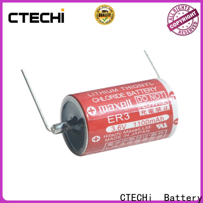 CTECHi not rechargeable batteries factory for electric meter
