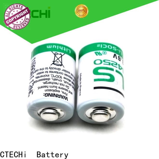 CTECHi saft lithium battery personalized for GPS systems