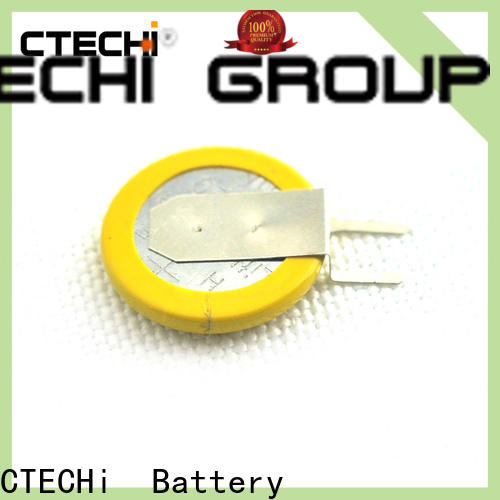 CTECHi 3v button battery customized for instrument