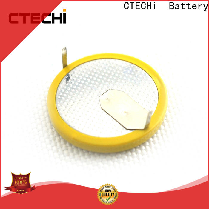 electric lithium coin cell battery supplier for instrument