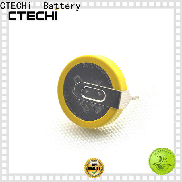 CTECHi digital cr battery customized for instrument
