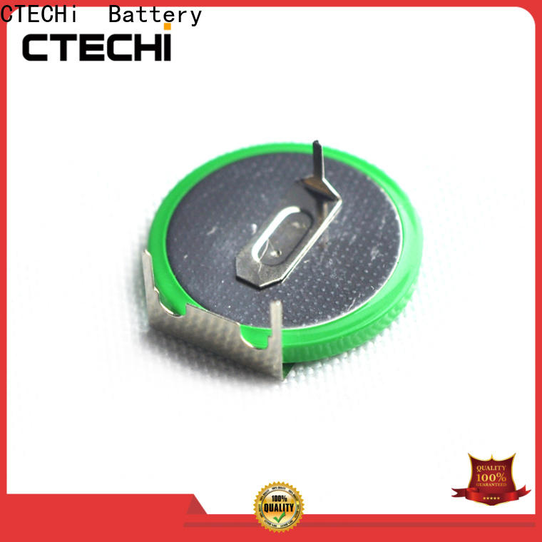CTECHi lithium coin cell battery supplier for instrument