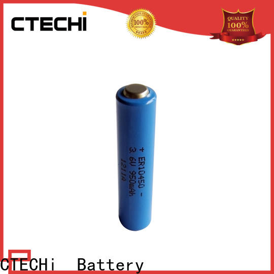 CTECHi cylindrical aaa lithium batteries factory for electric toys