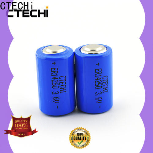 CTECHi cylindrical lithium battery cells customized for digital products