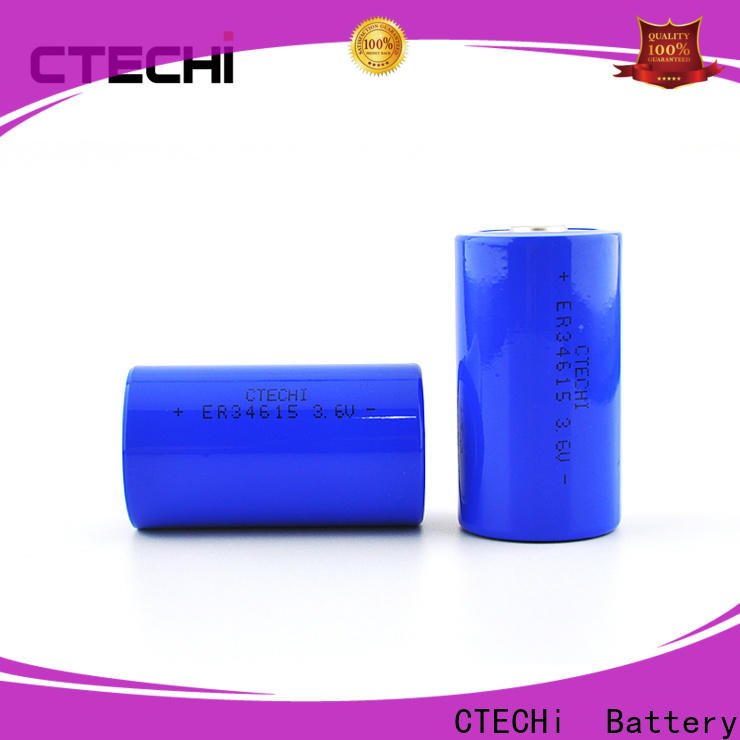 CTECHi cylindrical rechargeable coin cell manufacturer for remote controls