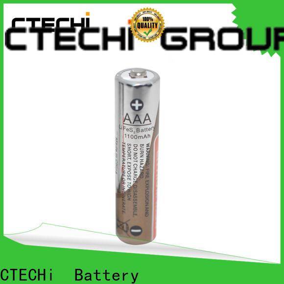 digital li-fes2 battery wholesale for electric toys