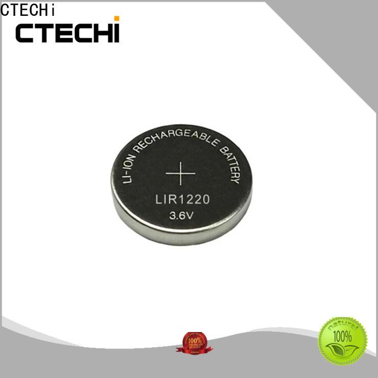 CTECHi digital rechargeable button batteries wholesale for watch
