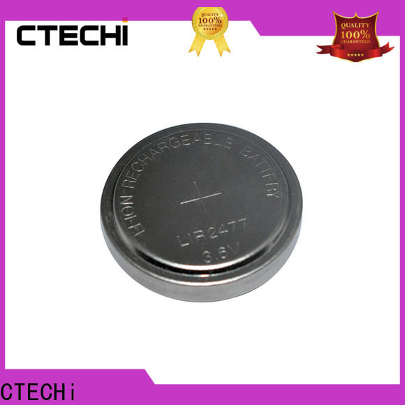 charging rechargeable coin cell factory for household