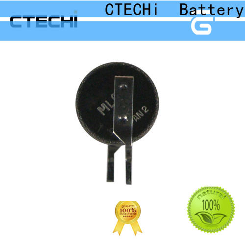 CTECHi rechargeable button cell wholesale for car key