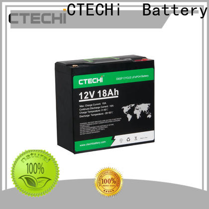 CTECHi professional LiFePO4 Battery Pack manufacturer for Golf Carts