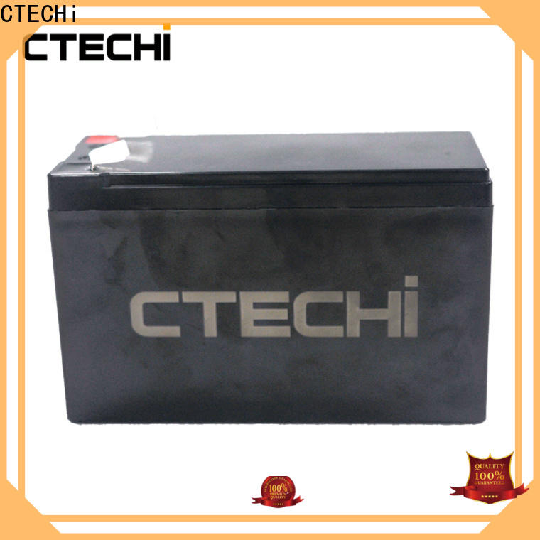 CTECHi LiFePO4 Battery Pack factory for RV