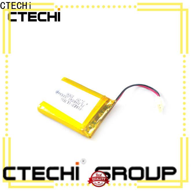 CTECHi li-polymer battery series for