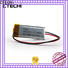 CTECHi square lithium polymer battery life supplier for