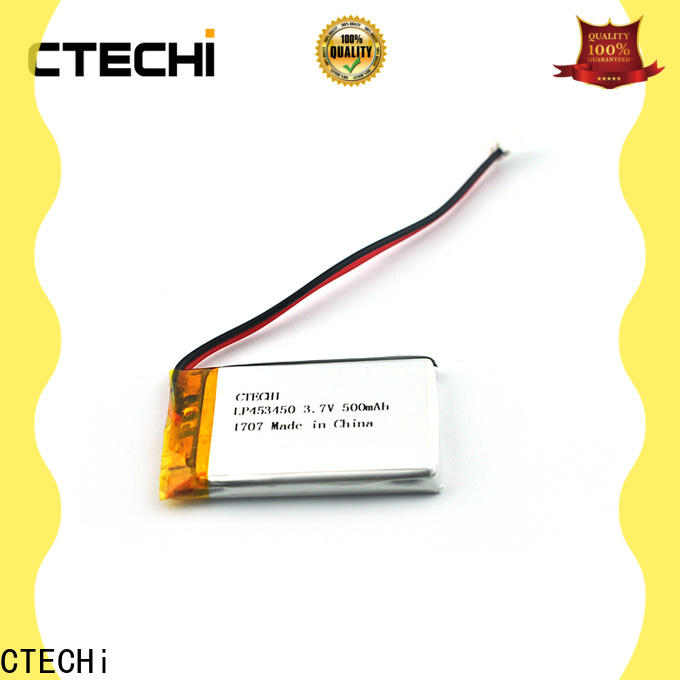 CTECHi conventional lithium polymer battery charger customized for smartphone