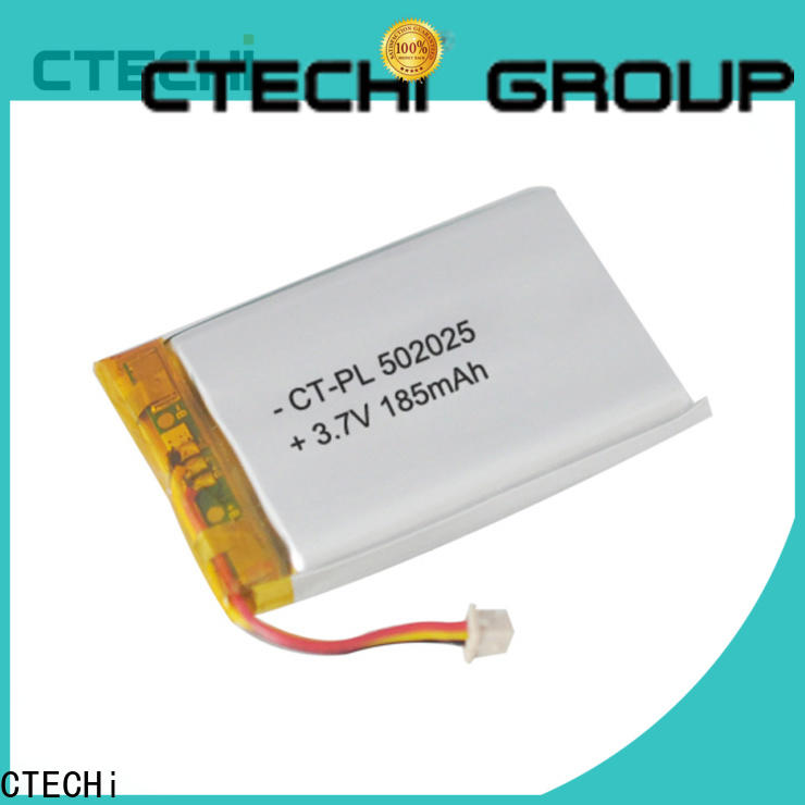 CTECHi quality polymer battery series for electronics device