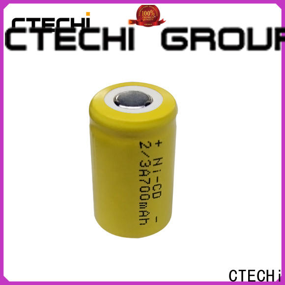 CTECHi 700mah ni cd battery price customized for emergency lighting