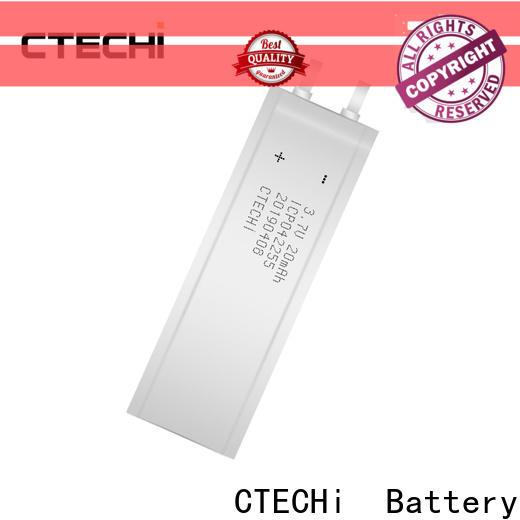 CTECHi 2200mah ultra-thin battery customized for manufacture