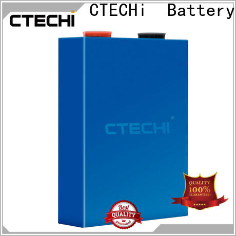 CTECHi lifepo4 battery 18650 supplier for travel