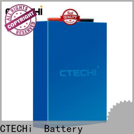 CTECHi lifepo4 battery 100ah customized for solar energy