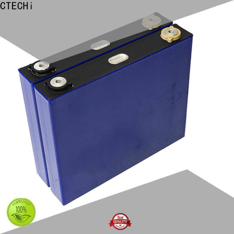 CTECHi light lifepo4 battery pack supplier for RV