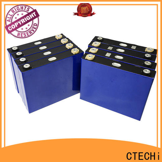 CTECHi lifepo4 battery 18650 supplier for golf car