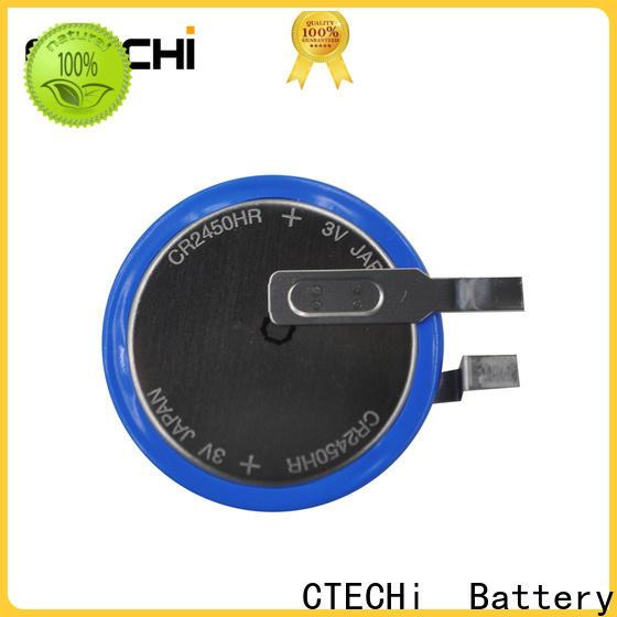 CTECHi solder tab not rechargeable batteries factory for smart meter