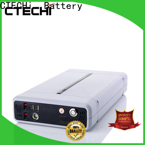 stable lithium ion power station customized for camping