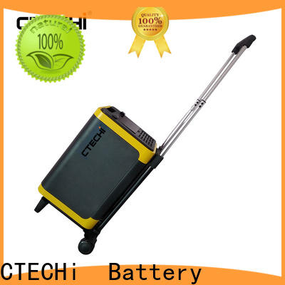 certificated portable power station manufacturer for household