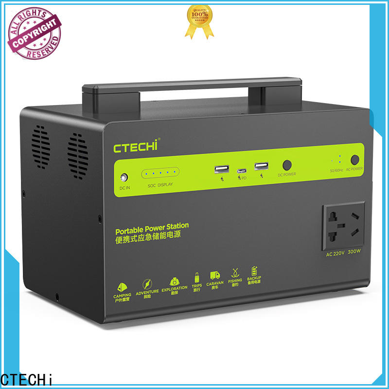 quality battery power station personalized for household