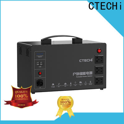 CTECHi 1500w power station customized for outdoor
