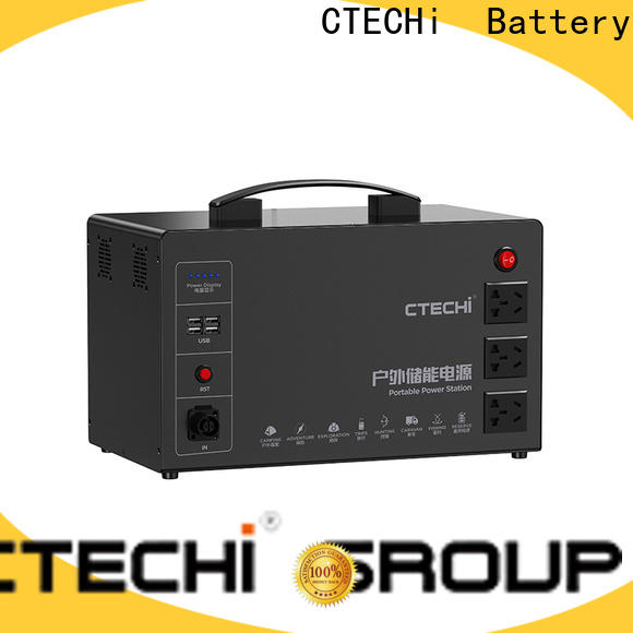 CTECHi quality portable power station customized for household