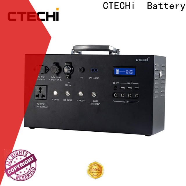CTECHi lithium ion rechargeable battery supplier for camera