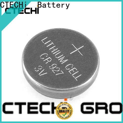 primary 3v button battery supplier for instrument