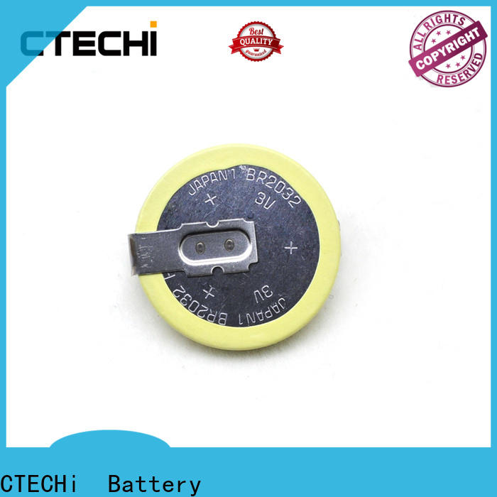 CTECHi heat resistance primary battery design for computer motherboards