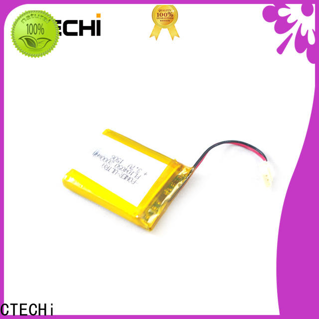 CTECHi 37v lithium polymer battery life customized for smartphone