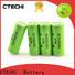 CTECHi panasonic lithium battery 3v supplier for robots
