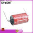 professional not rechargeable batteries customized for GPS System