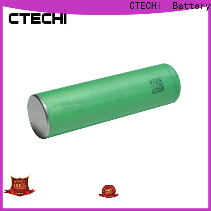 CTECHi sony lithium battery design for flashlight
