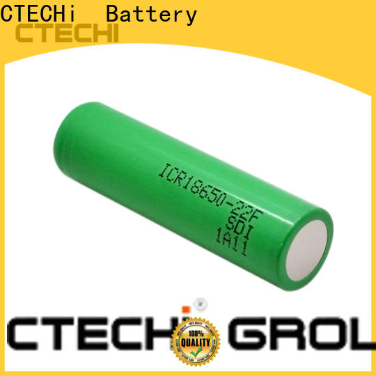 CTECHi samsung 18650 battery personalized for robots