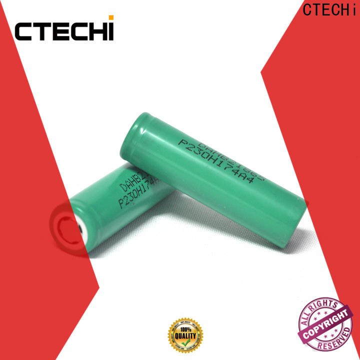CTECHi stable lg lithium battery factory for robots