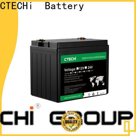 professional lifep04 battery pack manufacturer for E-Forklift
