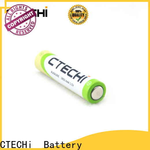 CTECHi aaa alkaline battery wholesale for remote controls
