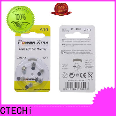 high power rechargeable zinc air battery design for digital watch
