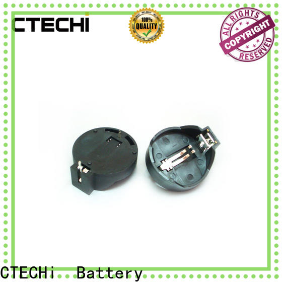 positive guide coin battery holder series for store
