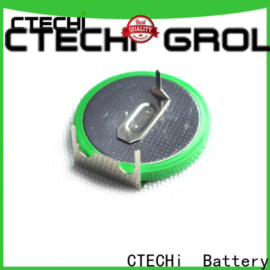 CTECHi coin cell battery personalized for instrument
