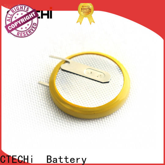 CTECHi lithium button cell customized for computer